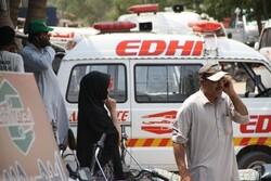 Eight killed, 39 injured in Pakistan bus explosion