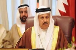 Iran important country for Manama: Bahraini FM