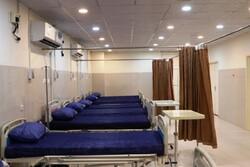 اختصاص بیمارستان شهید سلیمانی(ره) ندسا در چاه مبارک