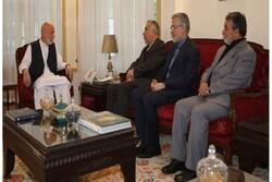 Zarif's envoy, Karzai discuss latest Afghanistan developments