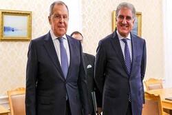 وزرای خارجه روسیه و پاکستان در خصوص افغانستان رایزنی کردند