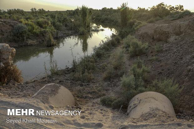روستاهای حمیدیه آب شرب ندارند/ اختلاف اهالی بر سر تانکرهای آبرسان