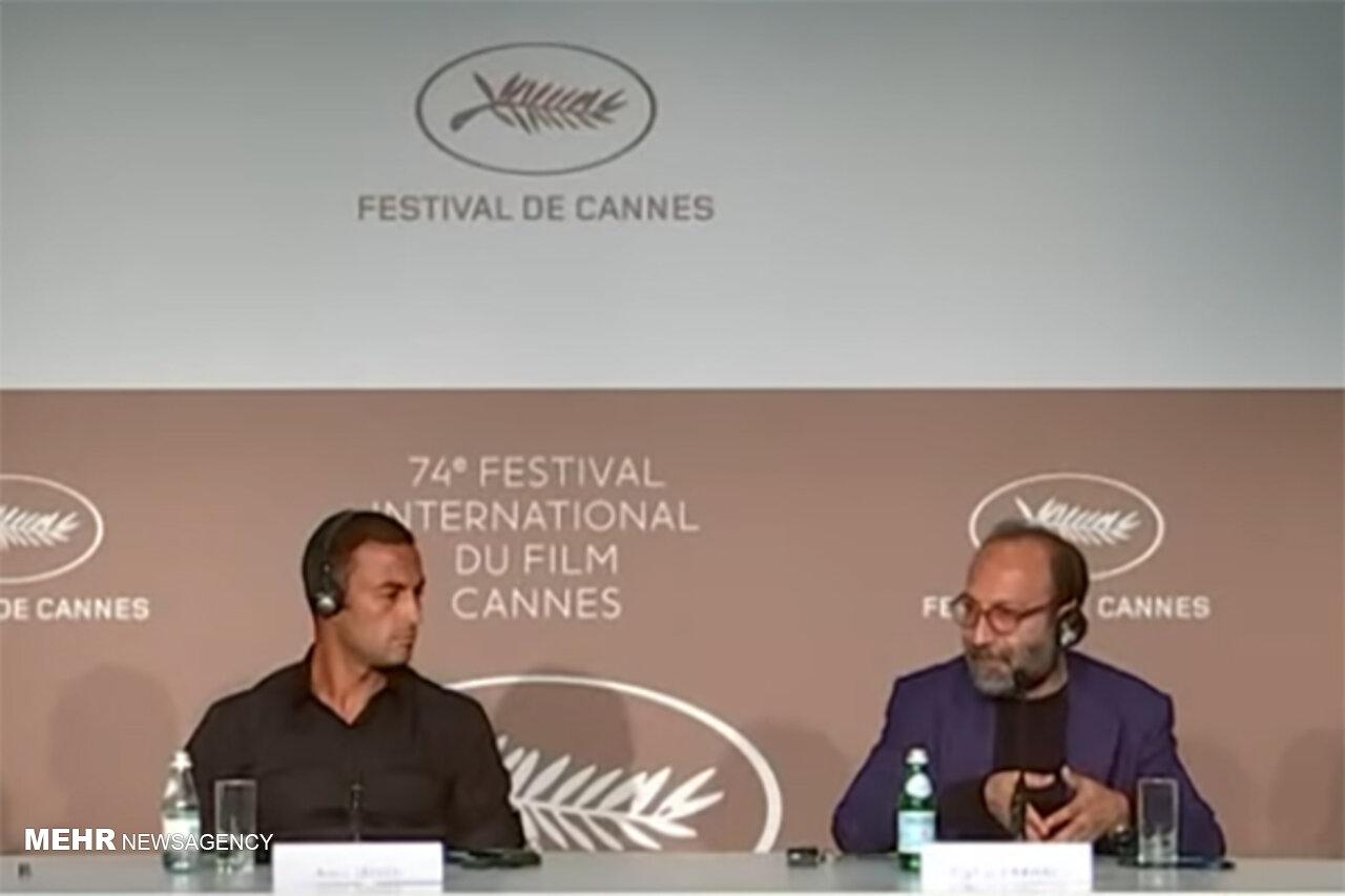 روایت اصغر فرهادی از مضامین فیلمهایش/ «آبرو» مهمتر از قضاوت است