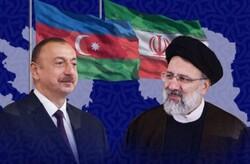 رئيسي يؤكد على تطوير العلاقات بين طهران وباكو / لدينا علاقات تاريخية وثقافية وثيقة للغاية