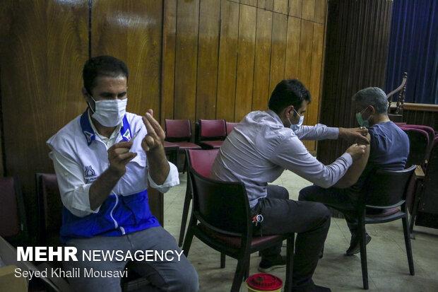 ردپای مرگ در خوزستان/ شیوع کرونا به سرعت نور