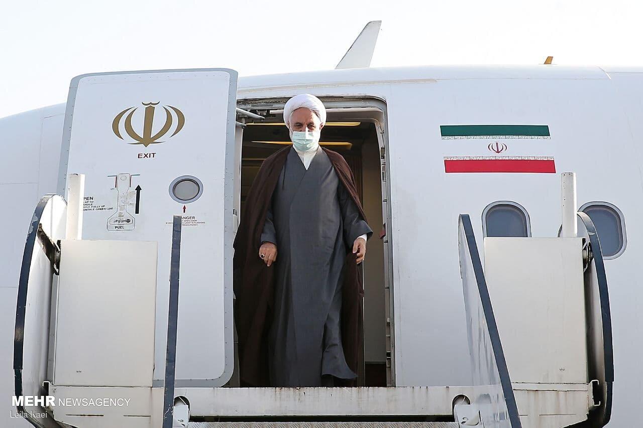 رئیس قوه قضائیه به خوزستان سفر میکند