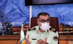 حمایت از گروه های مطالبه گر وظیفه نیروی انتظامی است