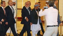 قطر میں افغانستان کی حکومت اور طالبان کے نمائندوں کے درمیان مذاکرات کا آغاز