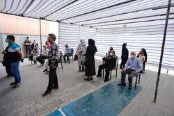 آغاز به کار دومین مرکز تجمیعی واکسیناسیون کرونا در نظرآباد