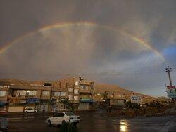 دمای هوای البرز کاهش مییابد/ بارشهای رگباری در انتظار استان