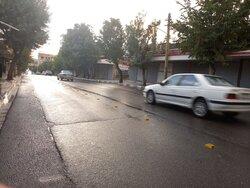 غرب و شرق اصفهان بارانی میشود / کاهش ۲ درجهای دما