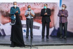 مراسم پنجمین دوره اعطای نشان عکس سال مطبوعات ایران