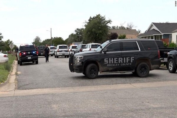 Shooting in Texas leaves one officer dead
