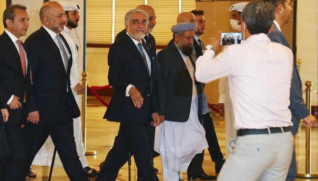 افغانستان کا سیاسی وفد دوحہ میں طالبان سے مذاکرات کے لئے روانہ ہوگا