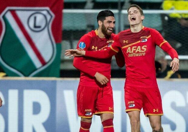 """اللاعب الايراني """"جهانبخش"""" يتعاقد مع فاينورد الهولندي"""