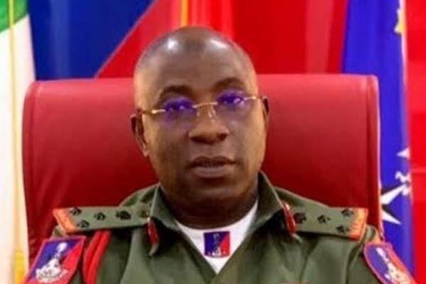 قتل ژنرال ارتش نیجریه در حمله افراد مسلح