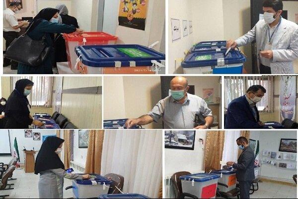 نتایج انتخابات نظام پزشکی اعلام شد