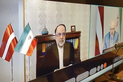 Iran, Latvia stress expansion of bilateral relations