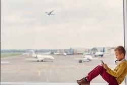 شرایط فرستادن کودک تنها با هواپیما