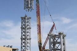 برج پرتاب استارشیپ در معرض تخریب قرار دارد