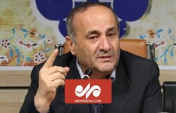 عصبانیت استاندار خوزستان از سوالات مجری شبکه خبر