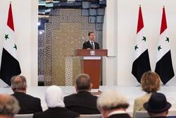 شام کے صدر بشار اسد نے حلف اٹھا لیا/ فلسطینی عوام کی حمایت کا پختہ عزم