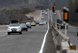 تردد بین جادهای دراصفهان آزاد است / توقیف ۴۱موتورسیکلت درآزادراه