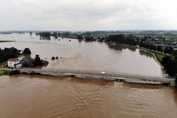 Belgium sets day of mourning as flood deaths hit 20