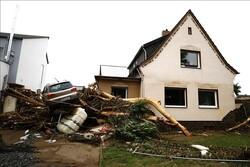 Almanya'da sellerde ölenlerin sayısı 133'e çıktı