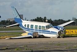 سقوط هواپیمای مسافربری آلمان چند کشته برجای گذاشت