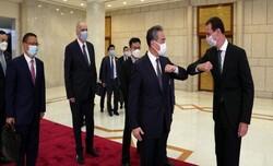 Beşar Esad, Çin Dışişleri Bakanı'nı kabul etti