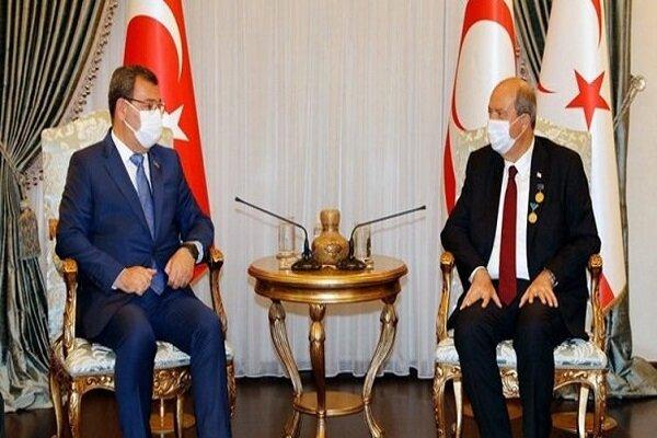 Azerbaycan Meclisi'nden bir heyet ilk kez Kuzey Kıbrıs'ta