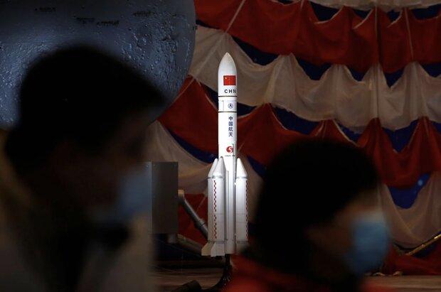 فضاپیمای چینی یک روزه به مرز فضا رفت و برگشت