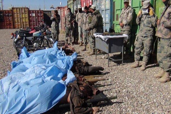 کشته و زخمی شدن ۳۶ نیروی طالبان در ولایت تخار
