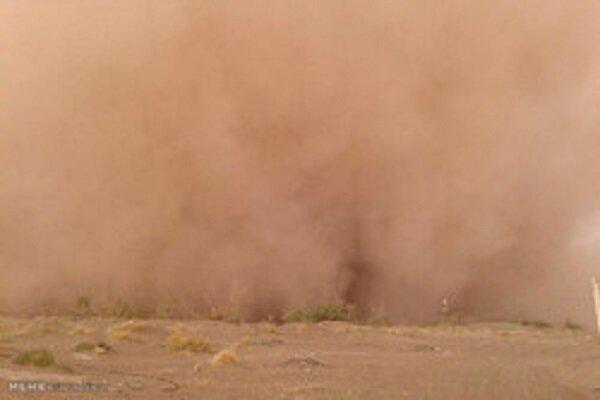 VIDEO: Terrible dust storms hit Kerman province