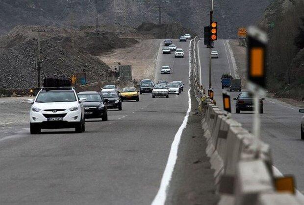 ممنوعیت تردد در جاده های استان همدان در تعطیلات پایان هفته