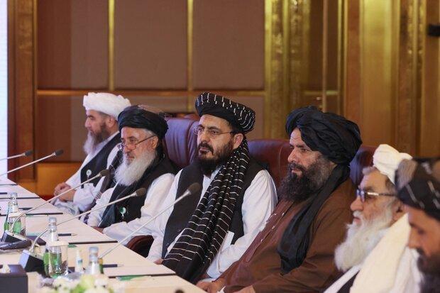 هیأت طالبان و دولت افغانستان خواستار «تسریع مذاکرات دوجانبه» شدند