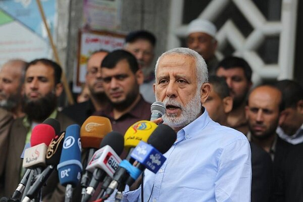 Palestinian war with Zionist regime not yet over