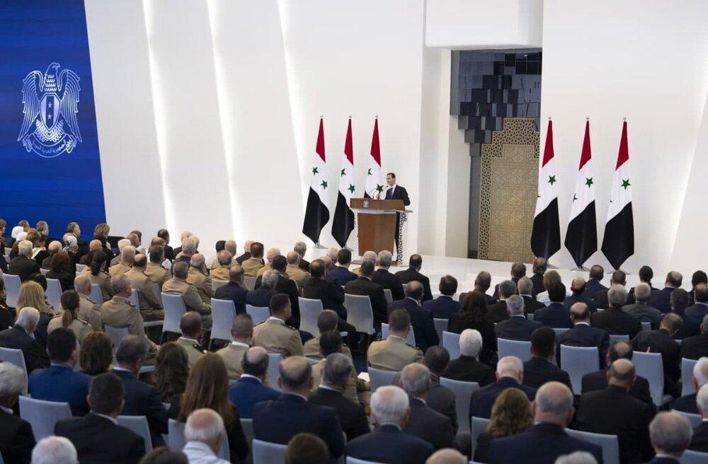 Beşar Esad, dördüncü dönem için yemin etti