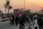 ايران ... احتجاجات المياه !