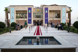 افتتاح «کوشک باغ هنر» تهران