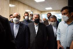 ایرانی کھلاڑیوں کے قافلہ کی ٹوکیو اولمپکس میں شرکت کے سلسلے میں تقریب منعقد