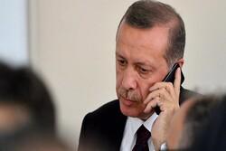 اردوغان و محمد بن زاید رایزنی کردند