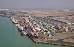 کشتی ۳۶ هزار تنی روغن خوراکی در بندر امام خمینی پهلو گرفت