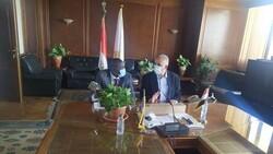 وزير الري المصري يجري حواراً مع نظيره السوداني حول المشروعات المائية