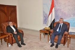 İran-Yemen ilişkileri Sana'da ele alındı