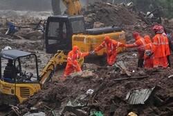 مصرع 15 شخصا على الأقل في انهيارات أرضية في مومباي بعد أمطار غزيرة