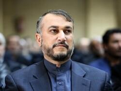 İran Dışişleri Bakanı'ndan Iraklı mevkidaşına tebrik mesajı