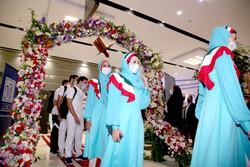 بانوان ورزشکار ایران با لباس جدید رسمی در رژه شرکت خواهند کرد