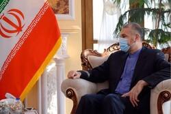 عبداللهيان يؤكد على دور الشعب الافغاني في تقرير مصيره وتشكيل حكومة شاملة